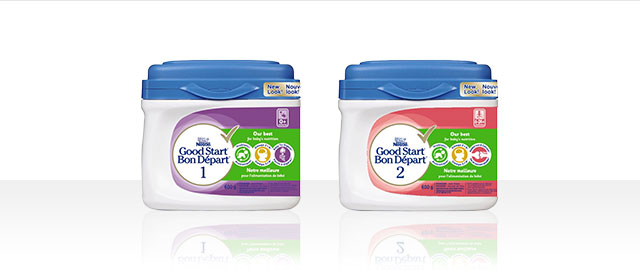 Nestlé® Good Start® Probiotic with Omega 3&6 Stage 1 or 2 coupon