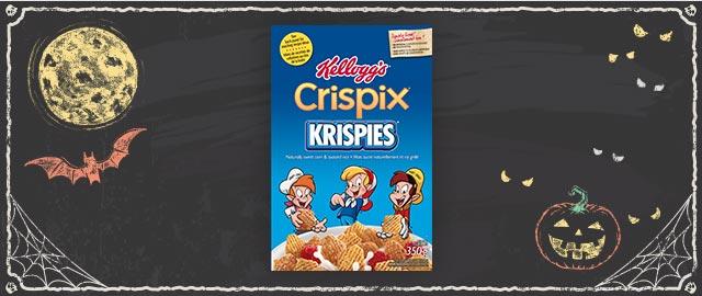 Crispix* Krispies* cereal coupon