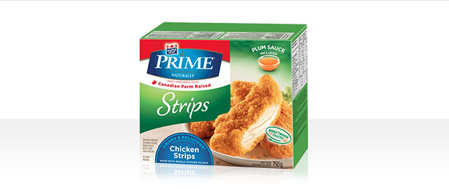 Maple Leaf® Prime® Chicken Strips coupon