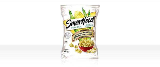 Smartfood®Movie Night Butter Flavour Popcorn coupon