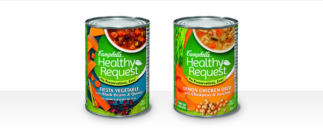 Campbell's Healthy Request® Soup coupon