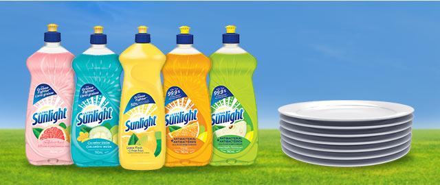 Sunlight® Dish Soap  coupon