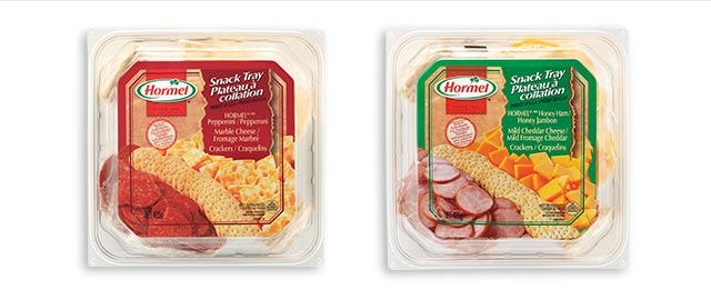 HORMEL SNACK TRAY® products coupon