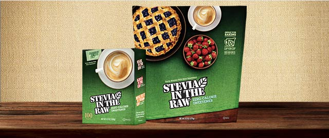 Stevia In The Raw® Packet Box or Bakers Bag coupon