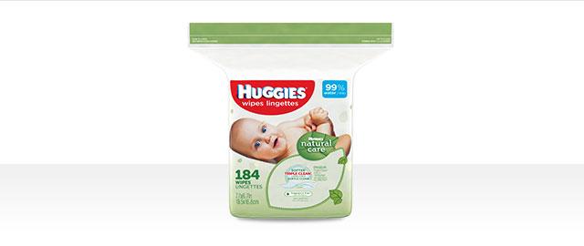 At Costco: HUGGIES® Wipes coupon