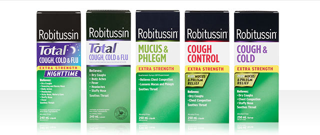 Robitussin coupon