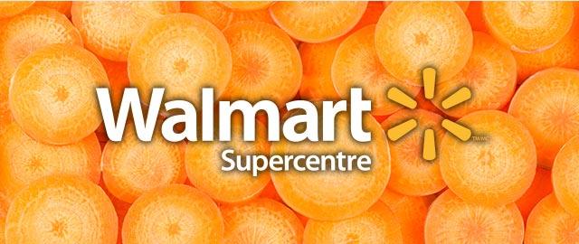 At Walmart: Carrots coupon