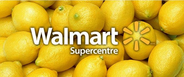 At Walmart: Lemons coupon