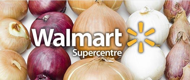 At Walmart: Onions coupon