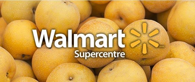 At Walmart: Asian Pears coupon