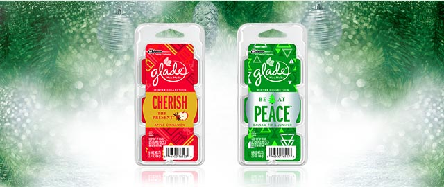 Glade® Wax Melts refill coupon