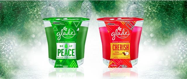 Buy 2: Glade® Jar Candle 3.8 oz coupon