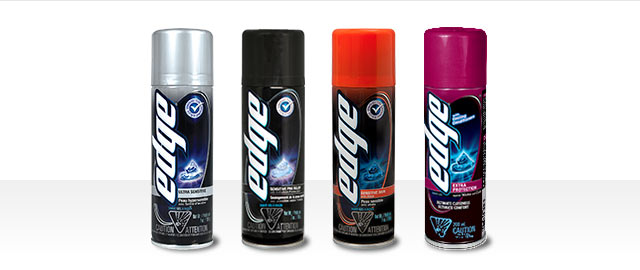 Edge® Shave Gel  coupon