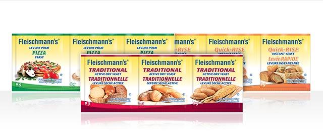 Fleischmann's® Yeast-Strips coupon