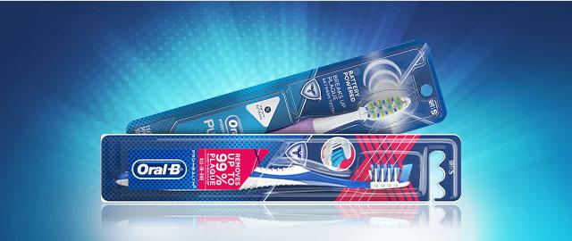 Oral-B® Pro-Health Manual Toothbrush coupon