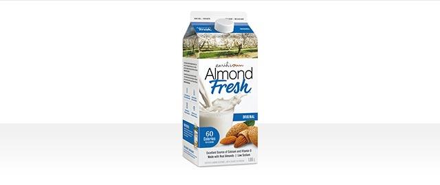 Earthsown Almond Fresh almond milk coupon