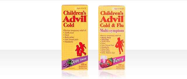 Advil® Children's Cold & Flu coupon
