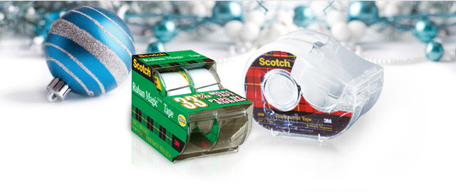 At Staples: Buy 2: Scotch® clear tape coupon