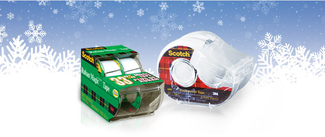 At Select Retailers: Scotch® clear tape coupon