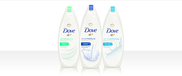 At Select Retailers: Dove Body Wash coupon