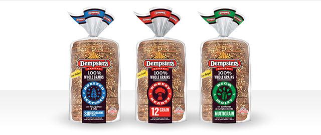 Dempster's® Whole Grains Signature Blends coupon