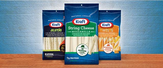KRAFT® String Cheese coupon