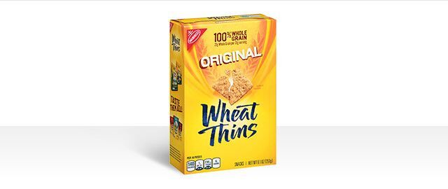 Buy 2: WHEAT THINS Snacks coupon
