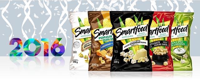 Buy 2: Smartfood® coupon