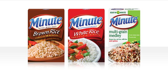 Minute® Rice  coupon