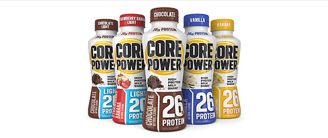 Core Power® High Protein Milk Shakes coupon