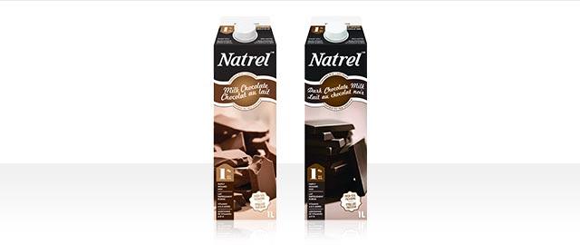 Natrel Premium Chocolate Milks coupon