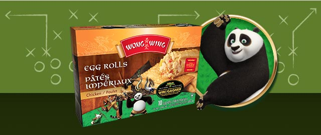 Wong Wing® Egg Rolls coupon