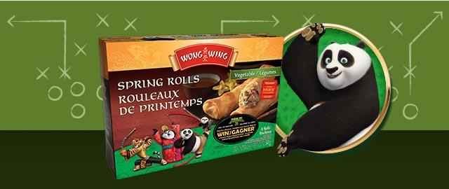 Wong Wing® Spring Rolls coupon