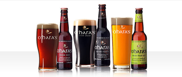 O'Hara's Irish Craft Beer  coupon