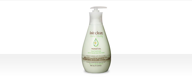 Live Clean™ Hand Soap coupon