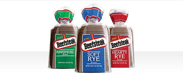 Beefsteak® Rye Bread coupon