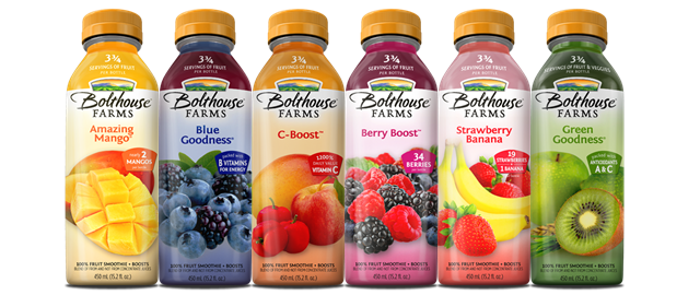 Bolthouse Farms beverages coupon