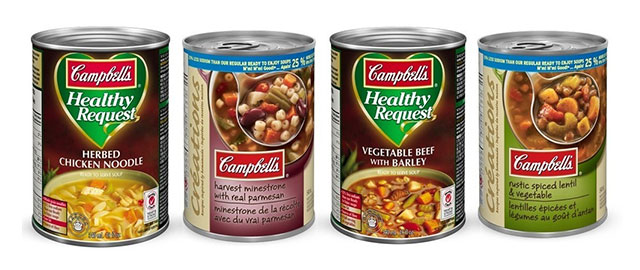 Campbell's canned soup coupon
