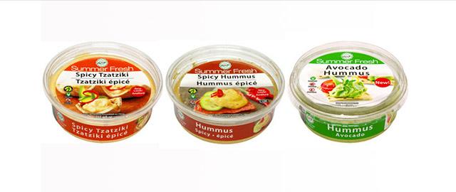 Summer Fresh hummus and dips coupon