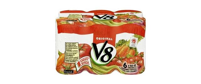 V8 juice coupon