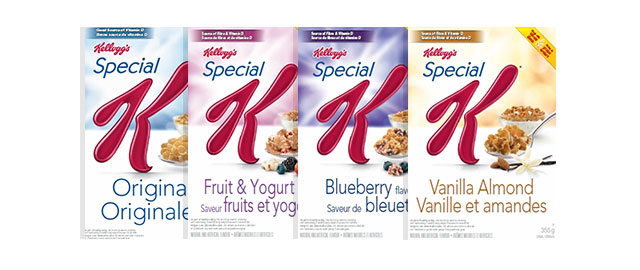 kellogg's special K* cereal coupon