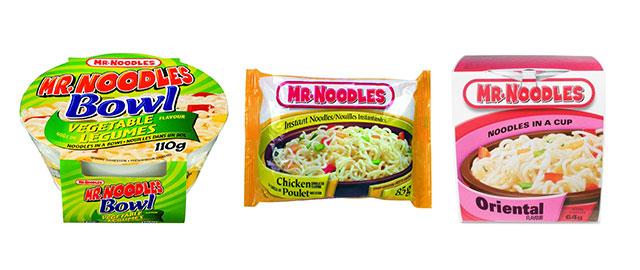 Mr. Noodles coupon