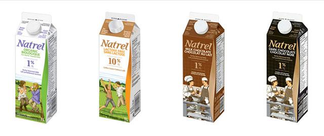 Natrel milk coupon