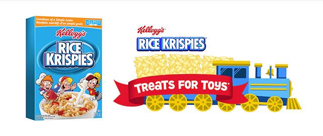 Kellogg's® Rice Krispies® Original Cereal coupon
