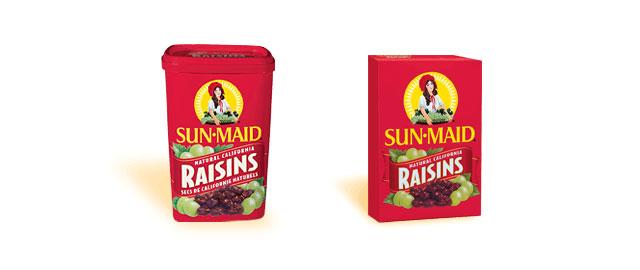 Sun-Maid Raisins coupon