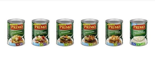 Primo Soup coupon