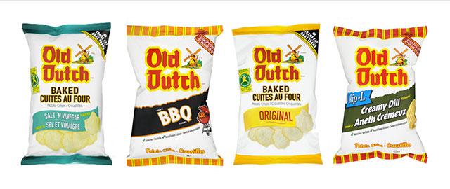 Old Dutch potato chips coupon