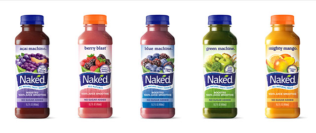 Naked Juice and Smoothies coupon