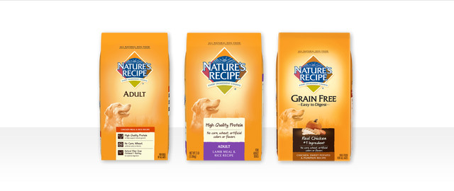 Nature's Recipe® Dry Dog Food coupon
