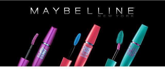 Maybelline Volum' Express mascara coupon